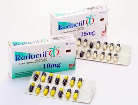 Para adelgazar pastillas reductil